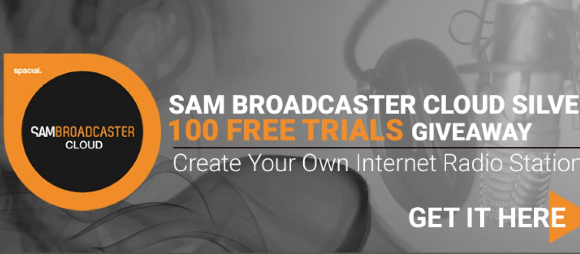 Free SAM Broadcaster Giveaway | Looksomething.com