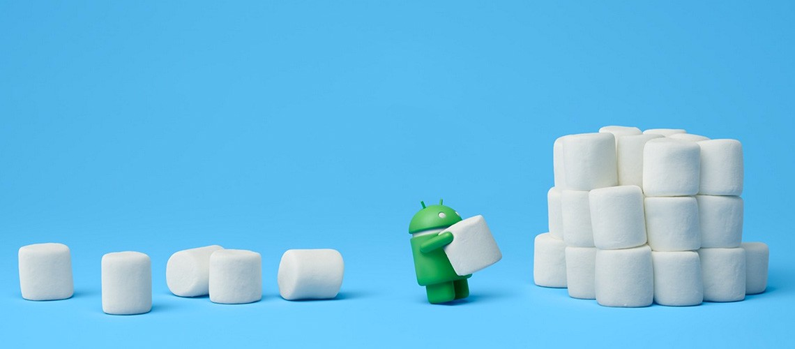 Android Marshmallow Update
