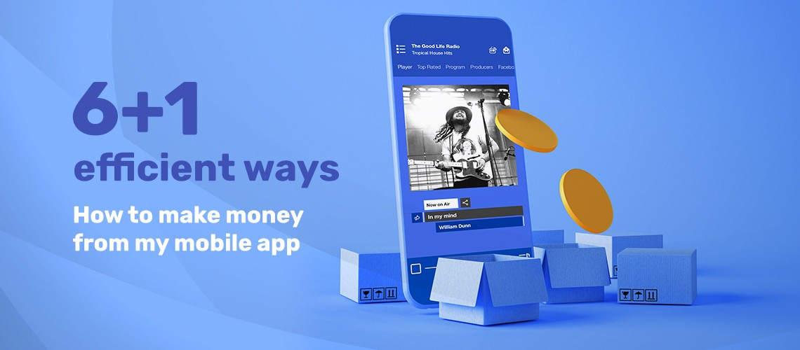 how to make money from radio apps