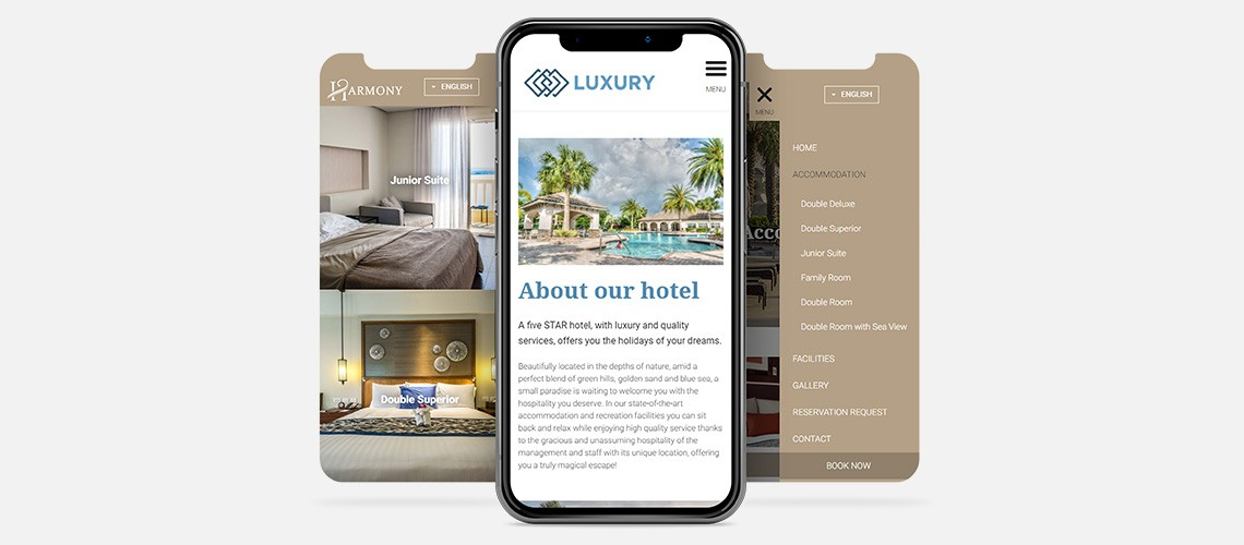 Hotel Mobile Apps