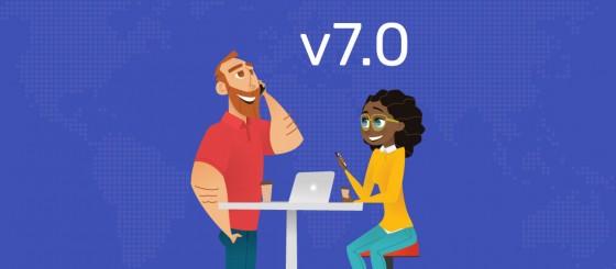 Version 7 has been released!