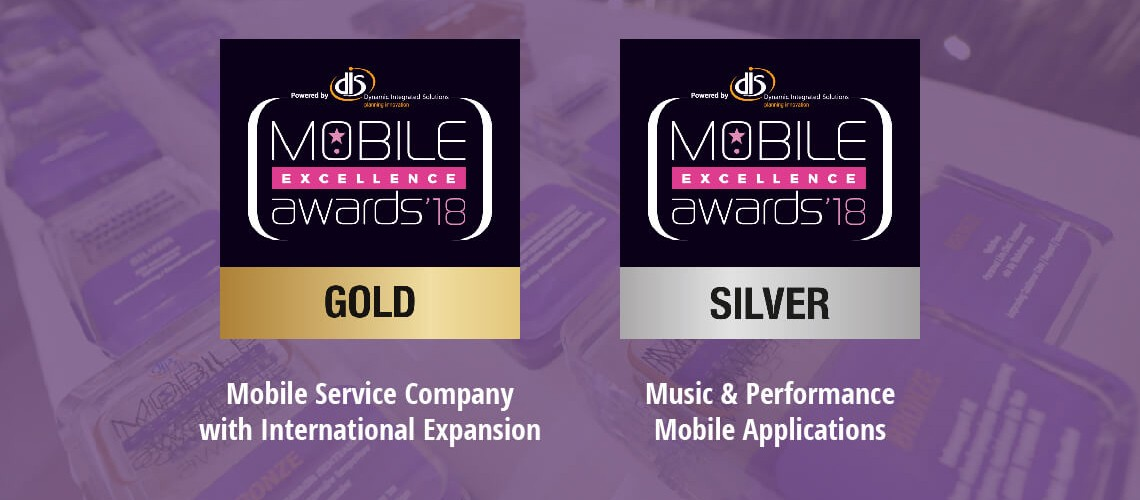 Mobile Excellence Awards 2018 | Looksomething.com