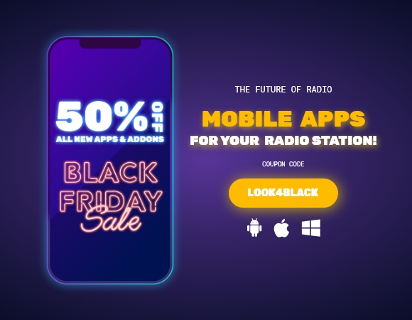 mobile apps 50% off